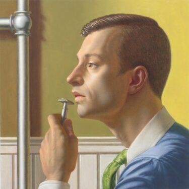 Kurt Kauper Watching Men #2