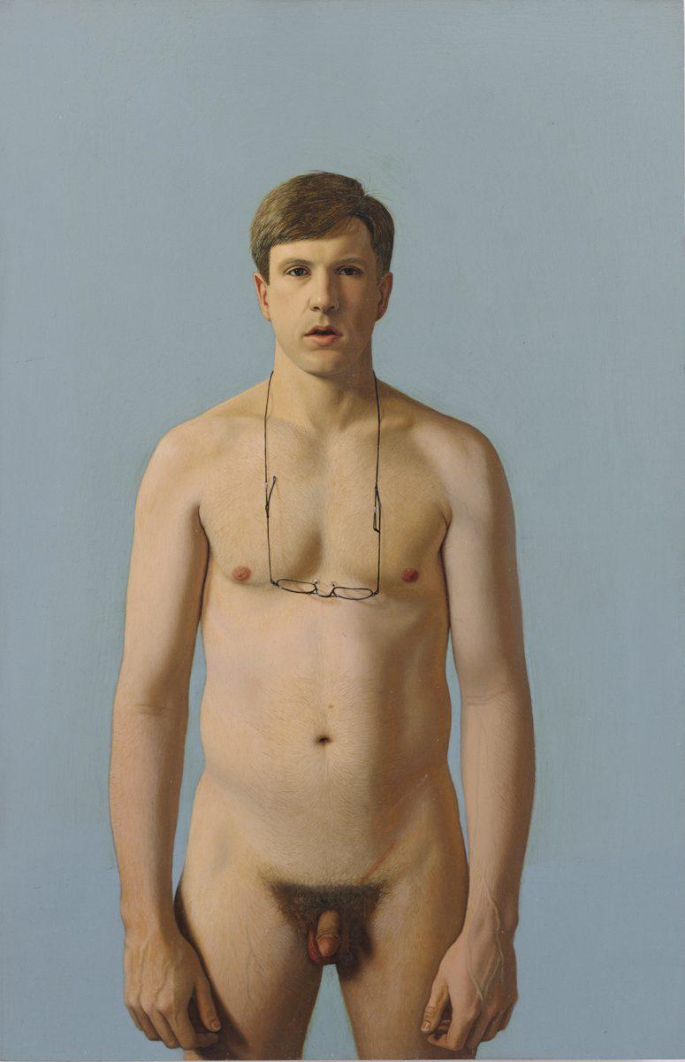 Kurt Kauper Self Portrait