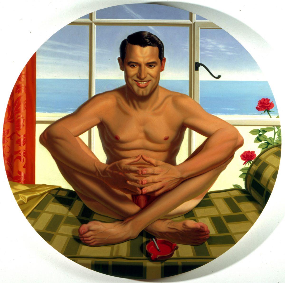 Kurt Kauper Cary Grant #2