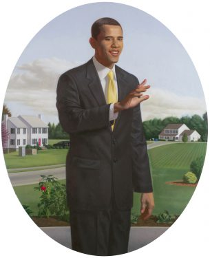 Kurt Kauper Barak Obama