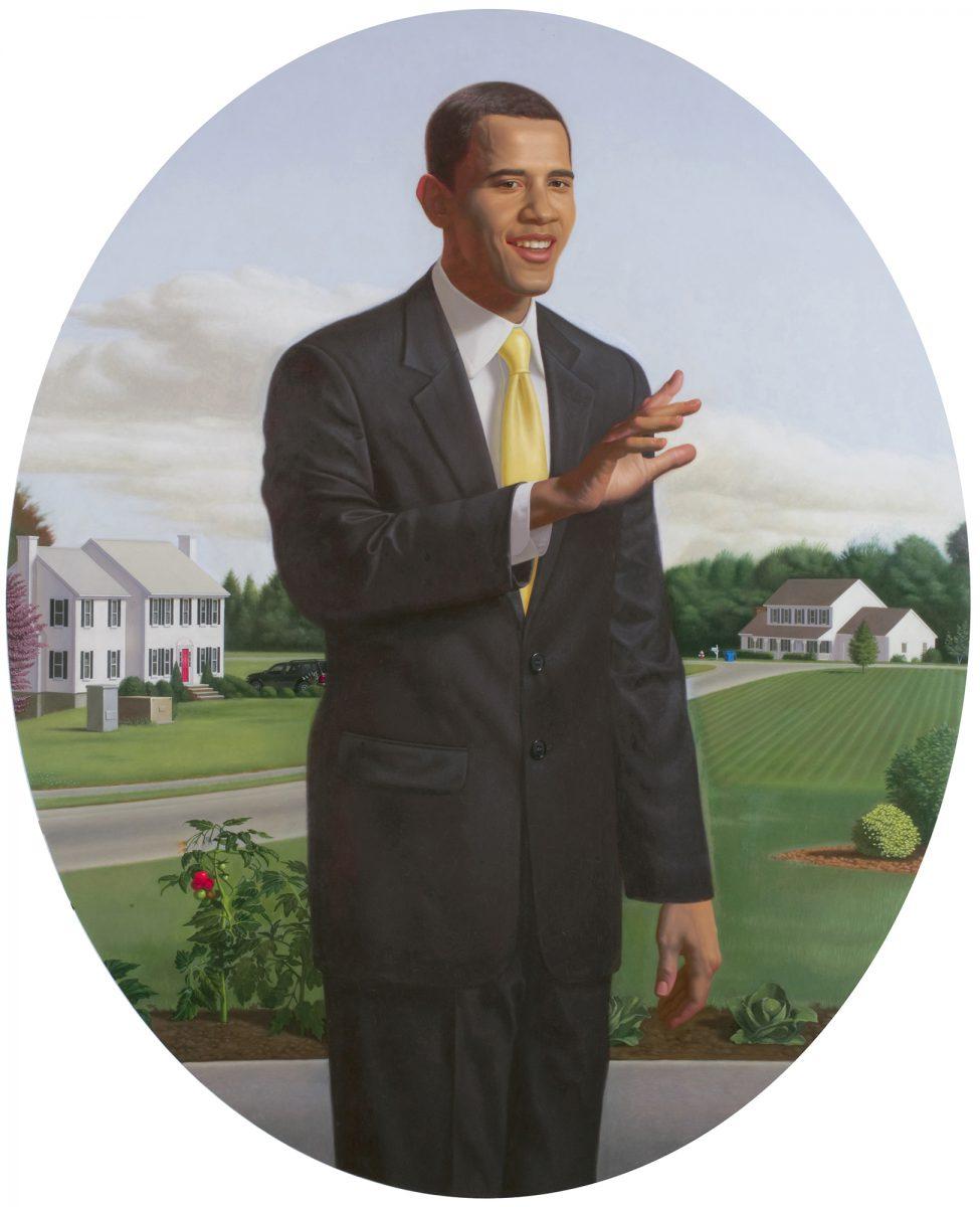 Kurt Kauper Barak Obama