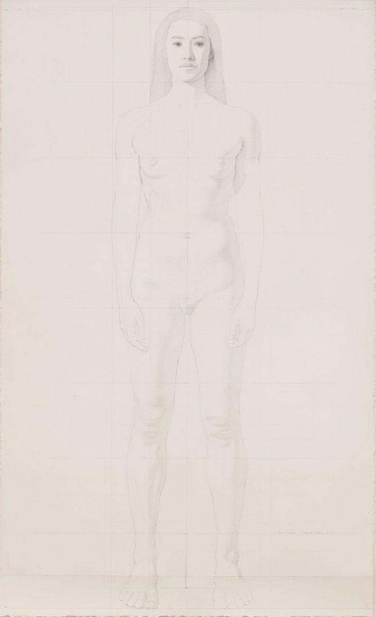 Kurt Kauper Study for Woman #4