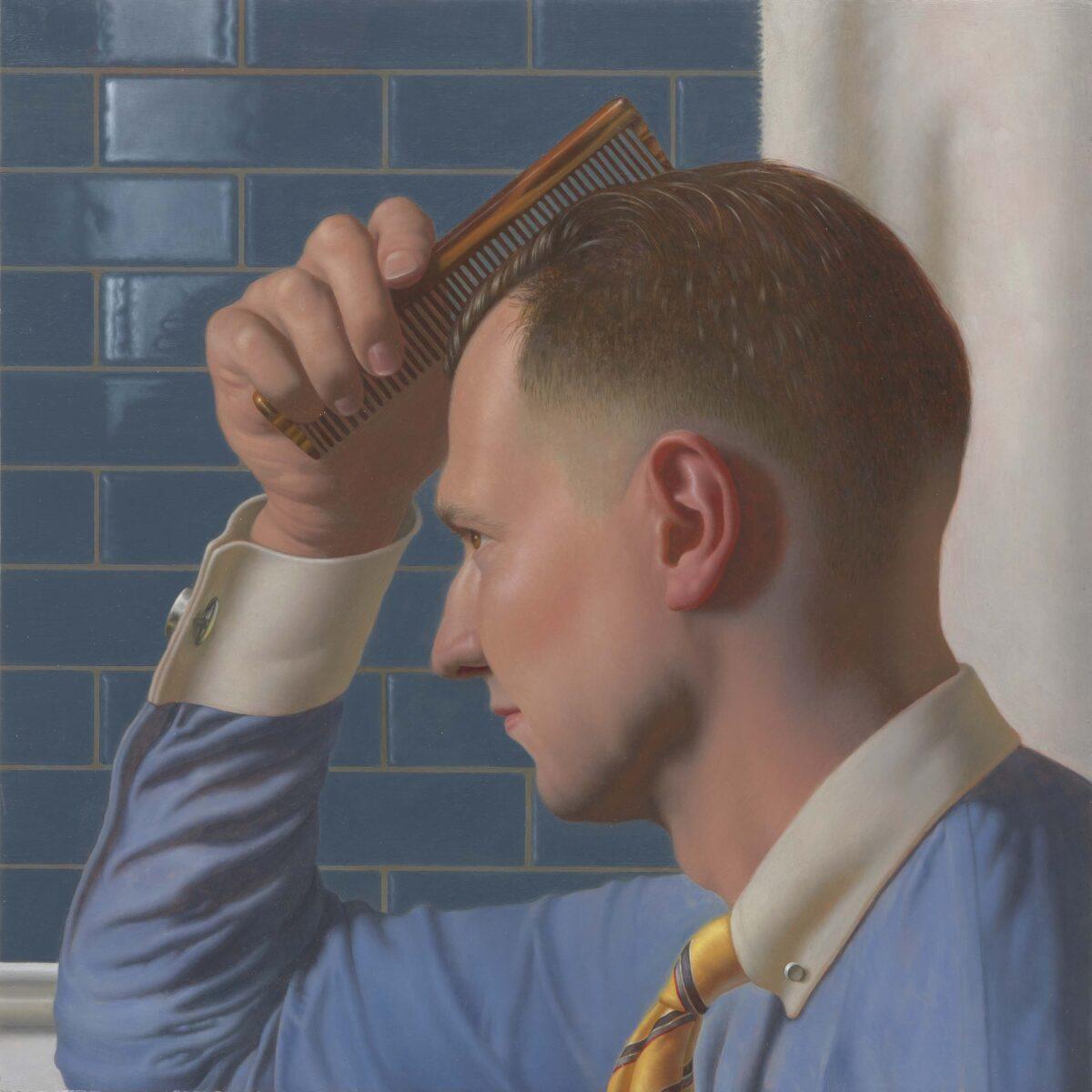 Kurt Kauper Watching Men #3