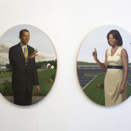 Kurt Kauper - Obamas
